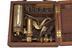 Steam engine indicator, Isaac Storey & Sons Ltd., Manchester.