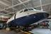 Hawker Siddeley Trident 3 aircraft taken at the National Collections Centre in Wiltshire