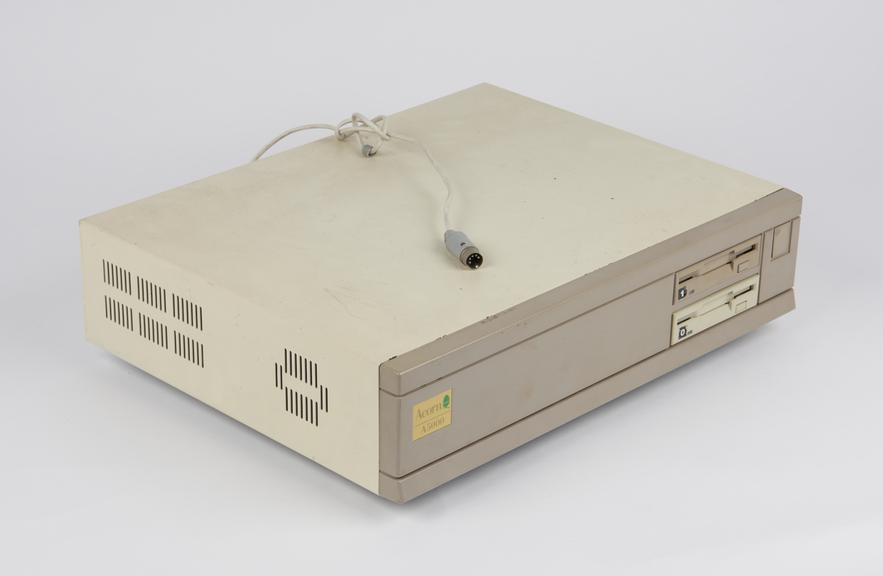 Acorn A5000 disc drive, 1992