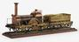 "Model steam locomotive, 1/8 scale, Great Western Railway 2-2-2 ""Firefly"" class standard broad gauge locomotive,"