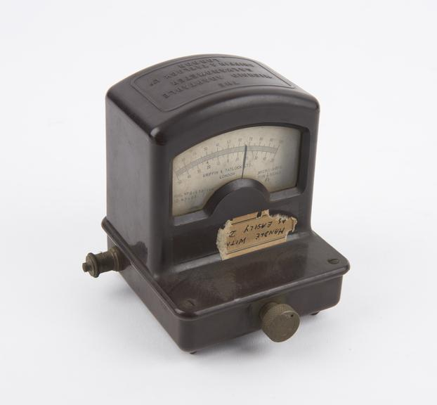 Moving-coil galvanometer Microid Adaptable' pattern by Griffin and Tatlock, London, 1932'