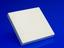 one sample of shape-memory polymer foam, as researched for use in shape-changing aeroplanes.  Front 3/4 view of whole