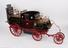 Working scale 1/8:1ft  model of the 1827 Goldsworthy Gurney steam coach, by S.T. Harris, British and finished and