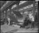 Shaping a firebox in the boiler shop at Horwich works, 1919
