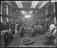 Wheel shop at Horwich railway works, 1919