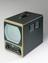 Television receiver. 'Ekcovision' mains/battery portable television model TMB 272, by E. K. Cole Limited,