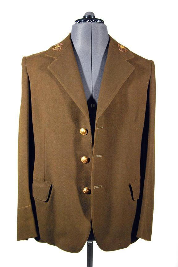 Great Western Railway hotel porter jacket