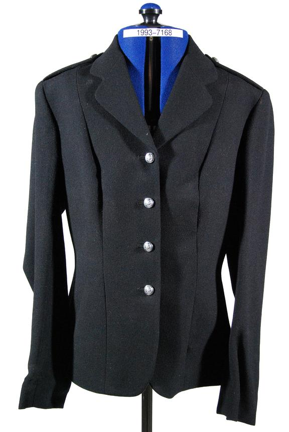 British Transport Police Woman Police Constable's jacket