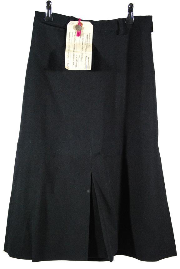 Skirt; British Transport Police, navy