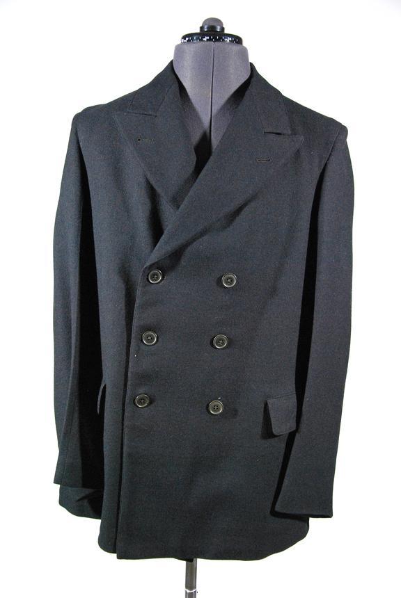 Great Western Railway messenger jacket