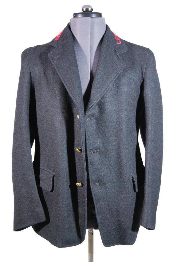 Messenger jacket, London & South Western Railway