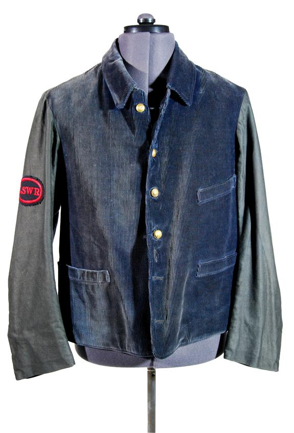 Porter's jacket, London & South Western Railway