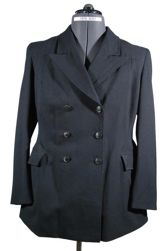 British Railways female messenger jacket