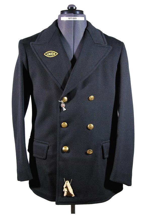 LNER motor driver jacket