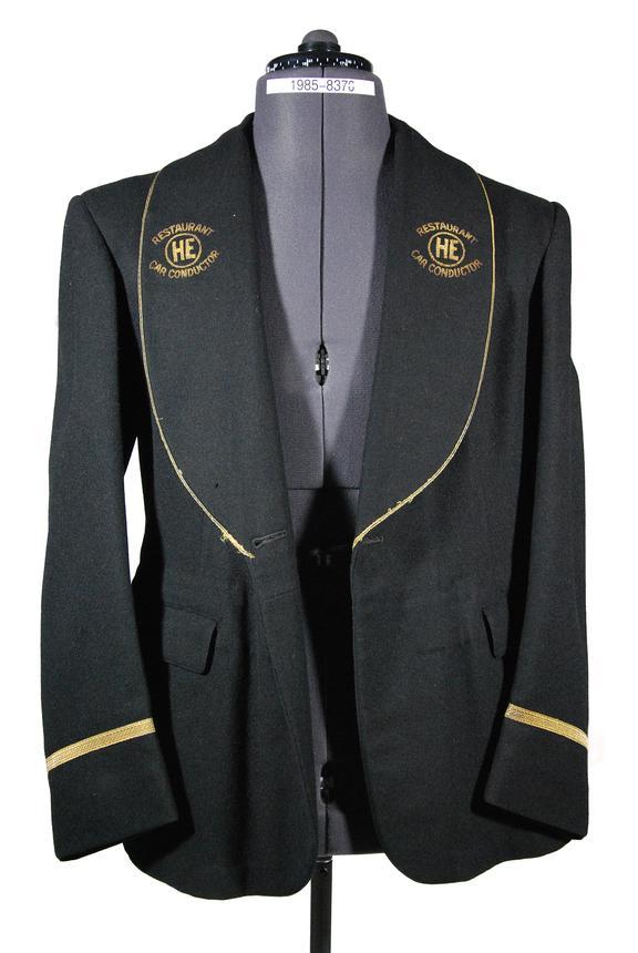 Jacket, London & North Eastern Railway, Restaurant Car Conductor