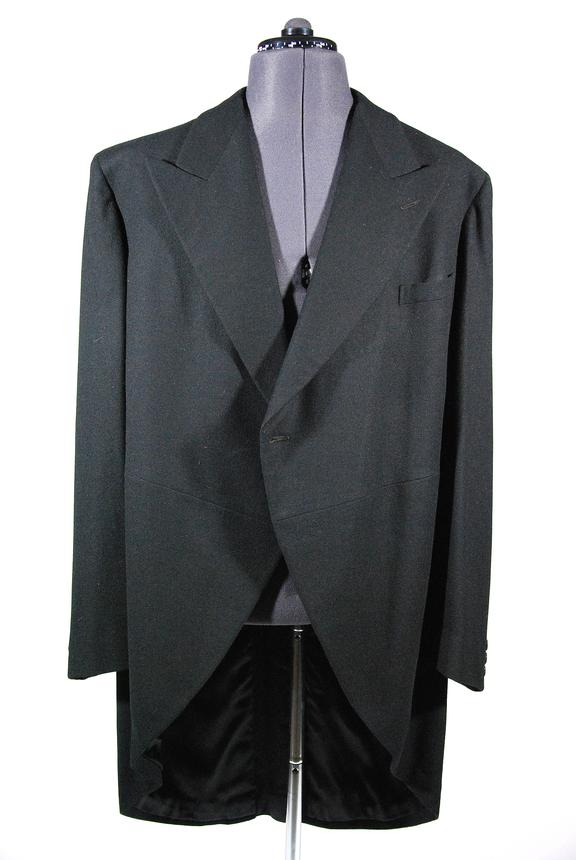 Tailcoat, GWR, Station Master
