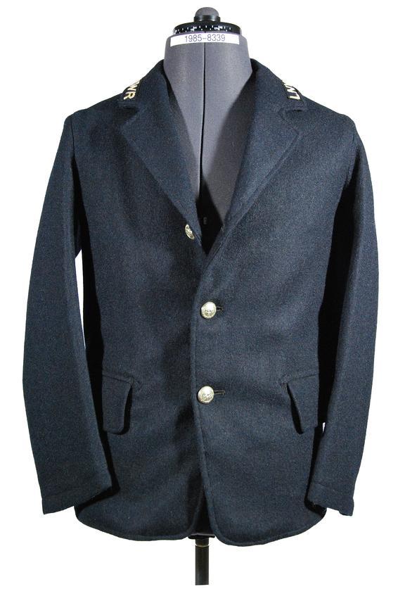 Jacket, London & North Western Railway