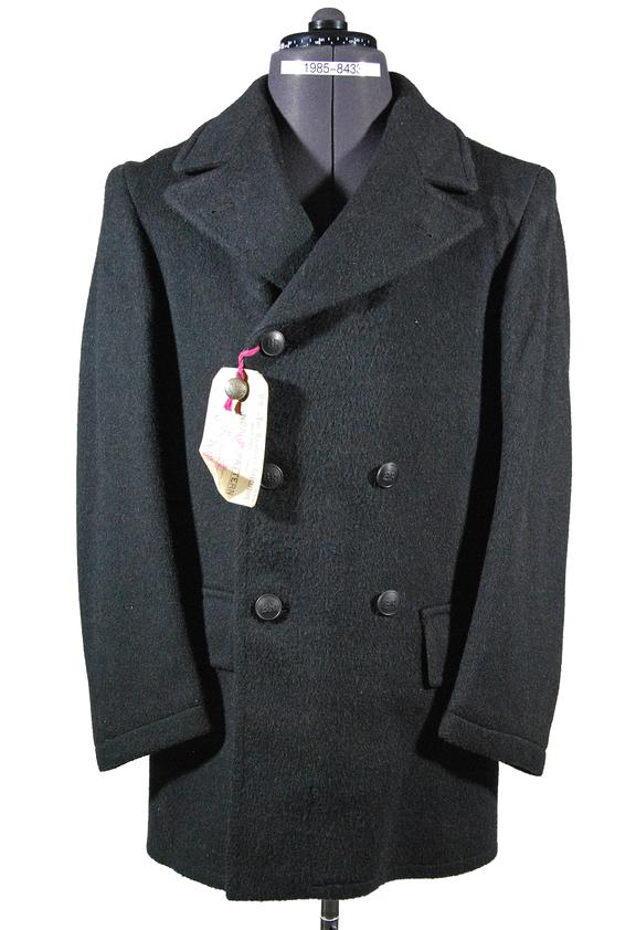 Pea Jacket, BR, Steam Driver