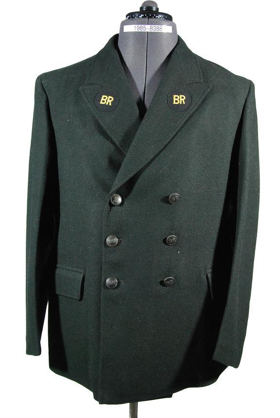 Jacket, British Railways - Diesel Driver