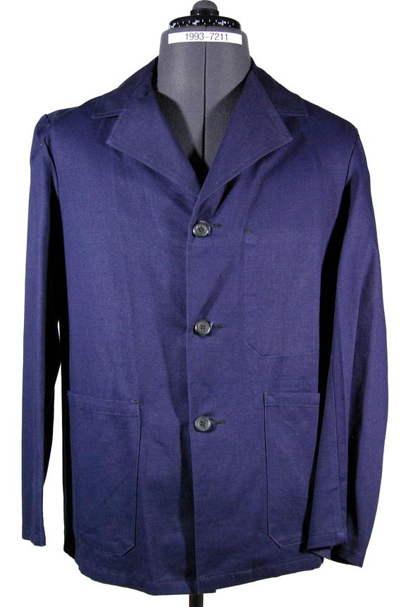 Overall Jacket; British Rail; Male Staff