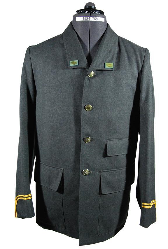 Jacket, British Railways - Grade C Supervisor