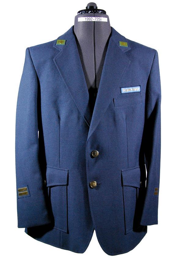 Jacket, style EI; Standard pattern 1986; Inspector/Supervisor