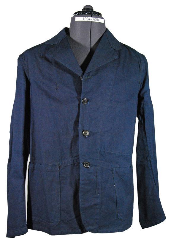 Engineman's dungaree jacket, Southern Railway