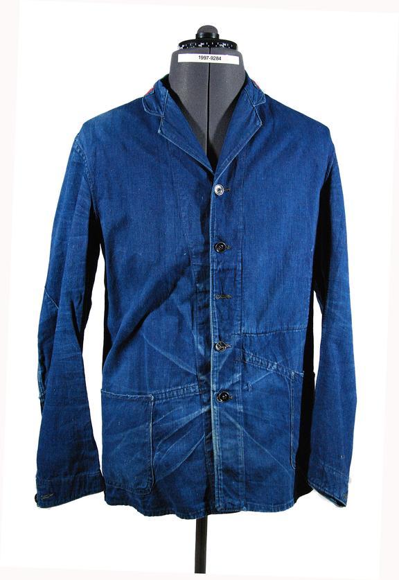 LNER dungaree jacket