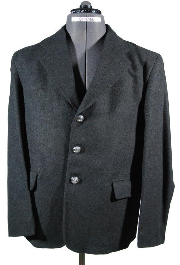 Jacket, British Railways - Shunter, H. Hodgson
