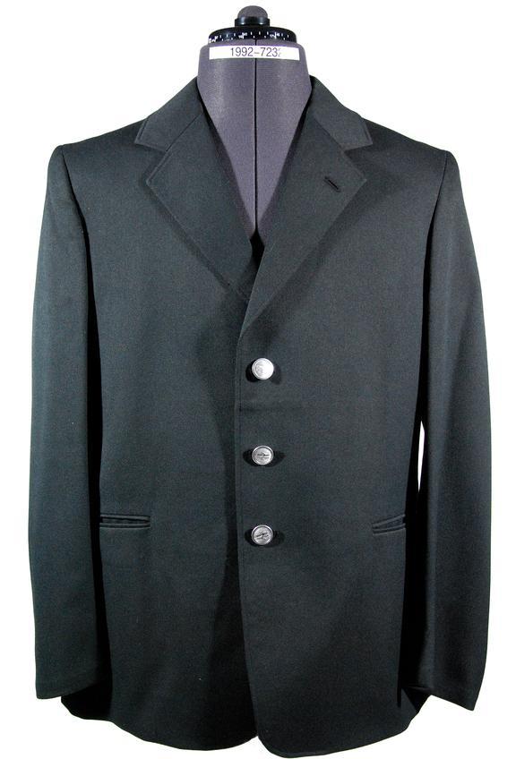 Railway uniform jacket, British Railways