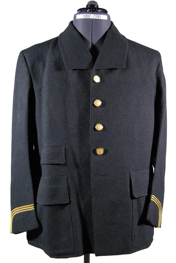 Railway uniform jacket, Freightliner Inspector