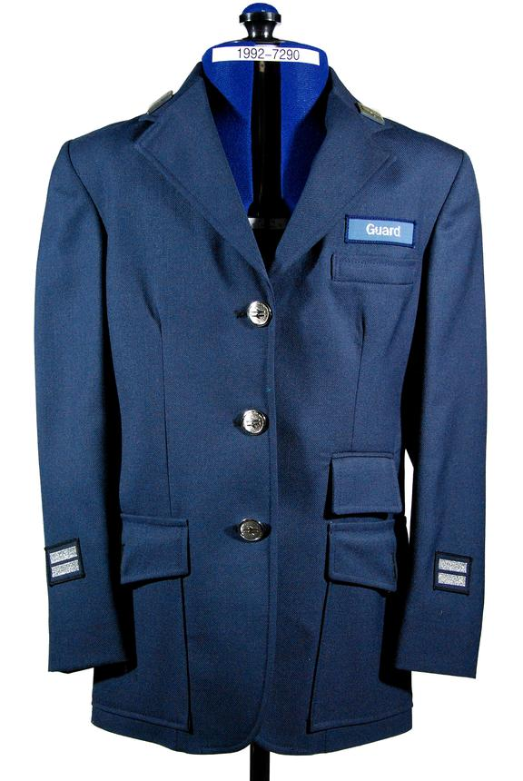 Jacket, British Railway - Female Guard