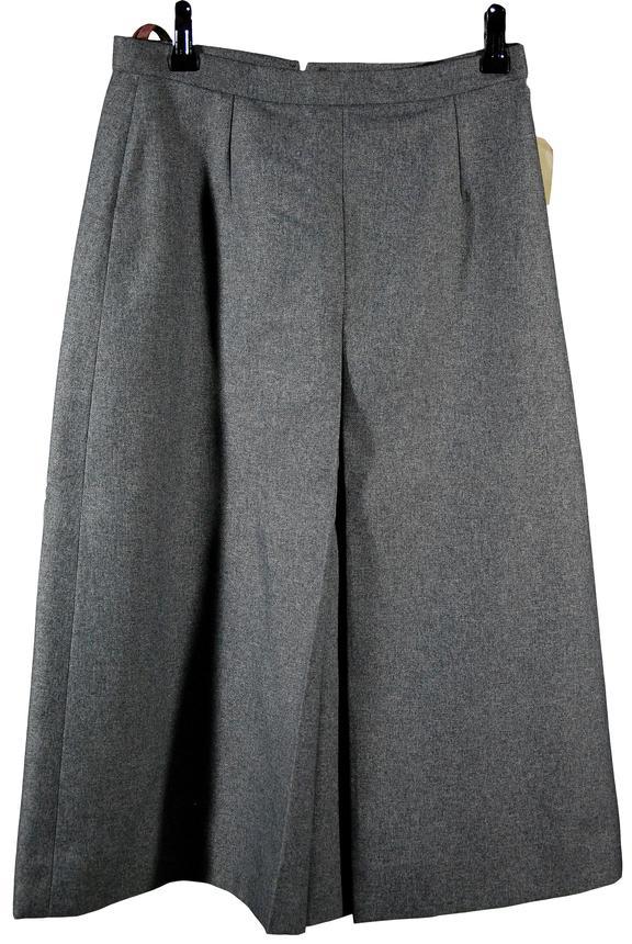 Railway uniform skirt, Railair Link Hostess