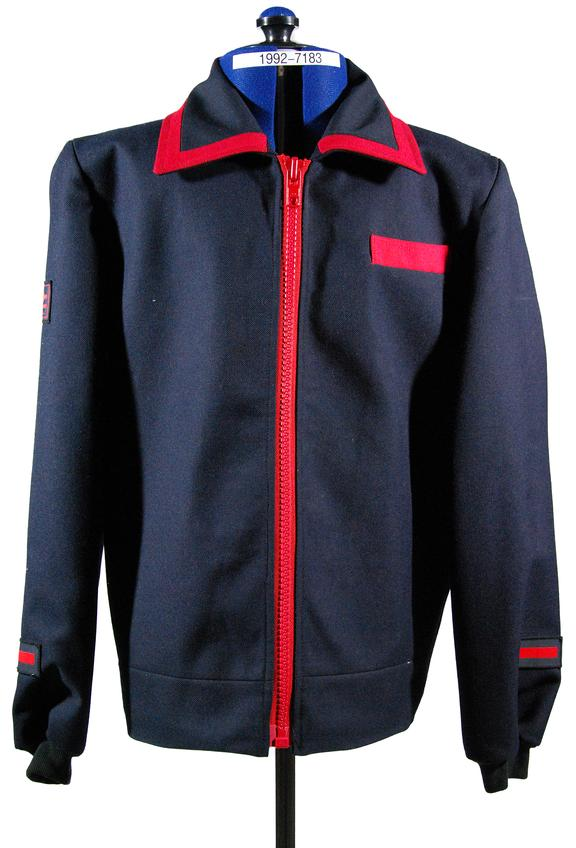 British Railways female staff blouson jacket
