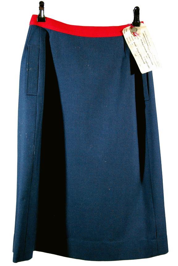 British Railways skirt, standard pattern