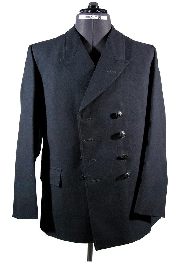 Fire Brigademan jacket, BR Fire Service