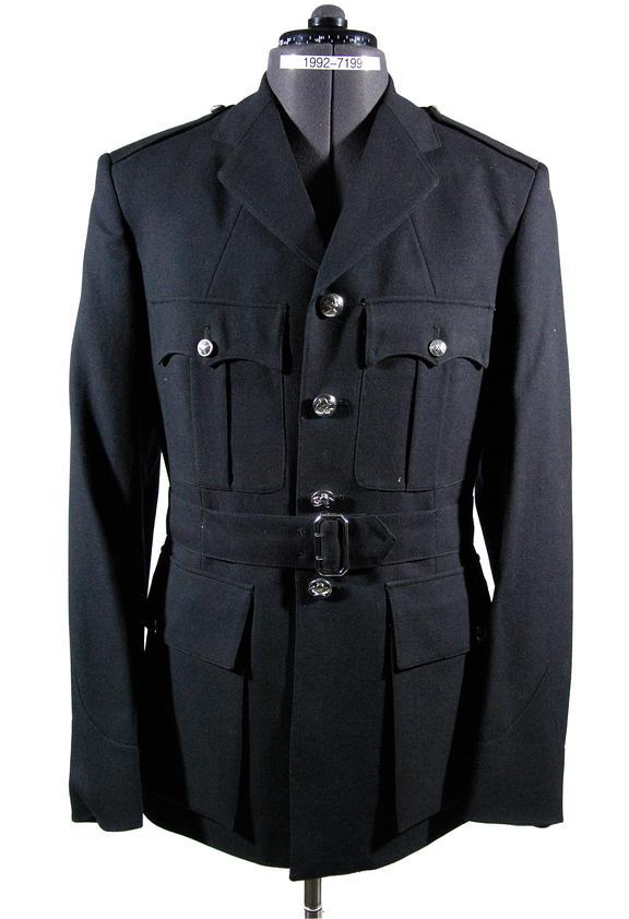 Jacket, BR Fire Service Fire Inspector