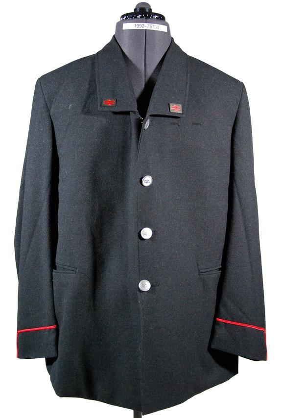 Jacket, British Railways District Relief Porter