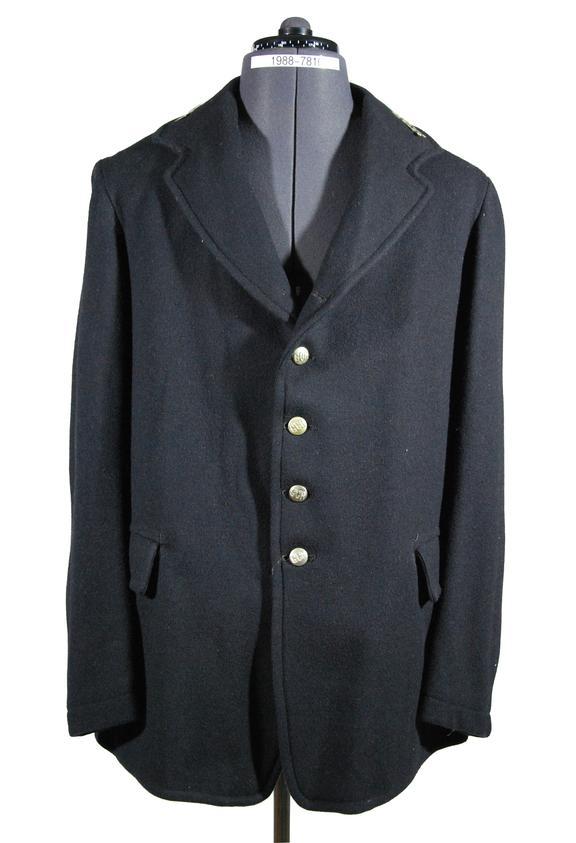 Signalman's jacket, Great Central Railway