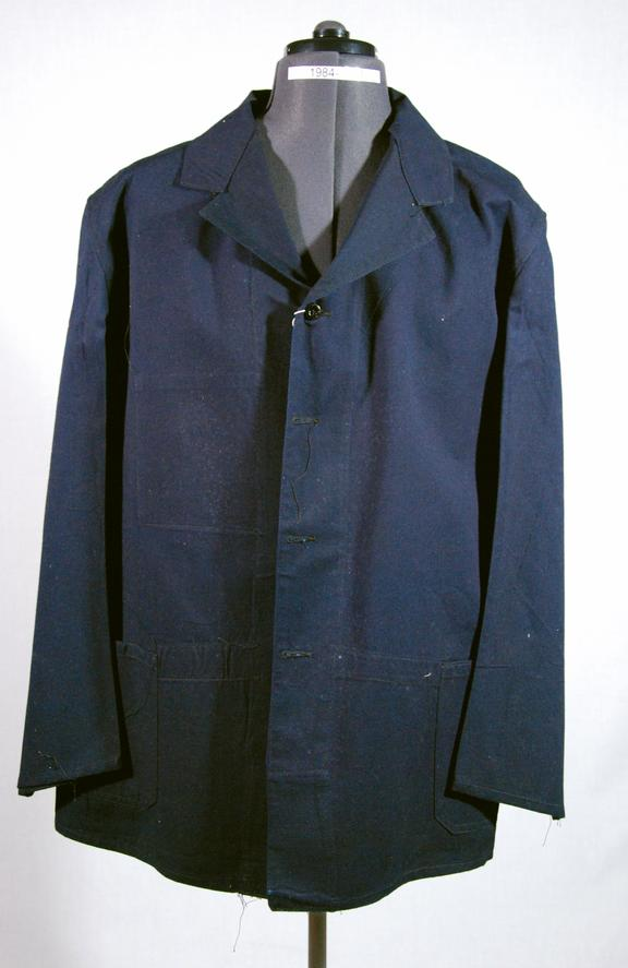 Overall Jacket, London & North Eastern Railway, Driver