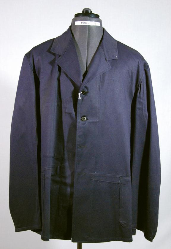 Overall Jacket, LNER, Driver (utility wear)