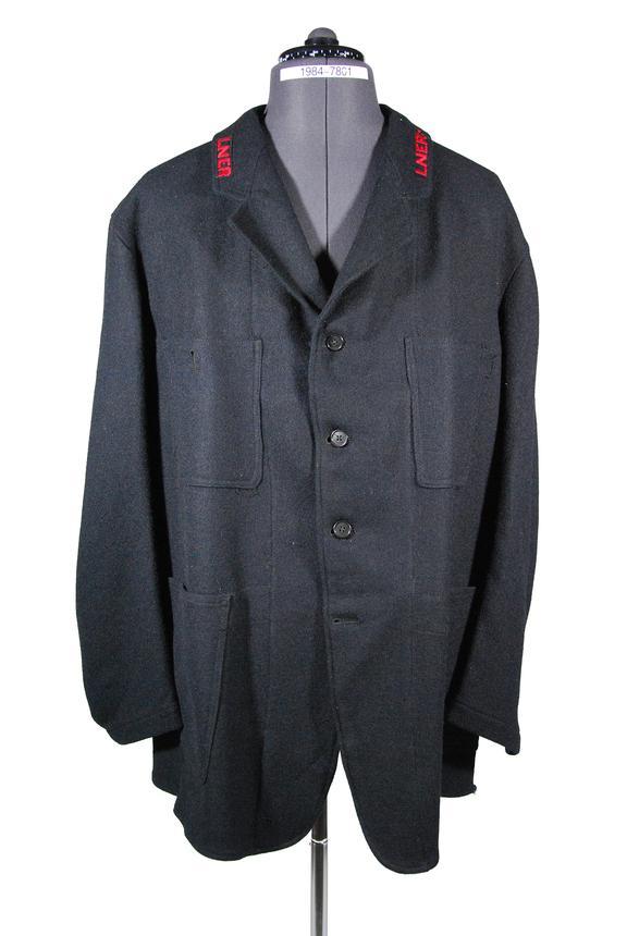 Driver's jacket, London & North Eastern Railway