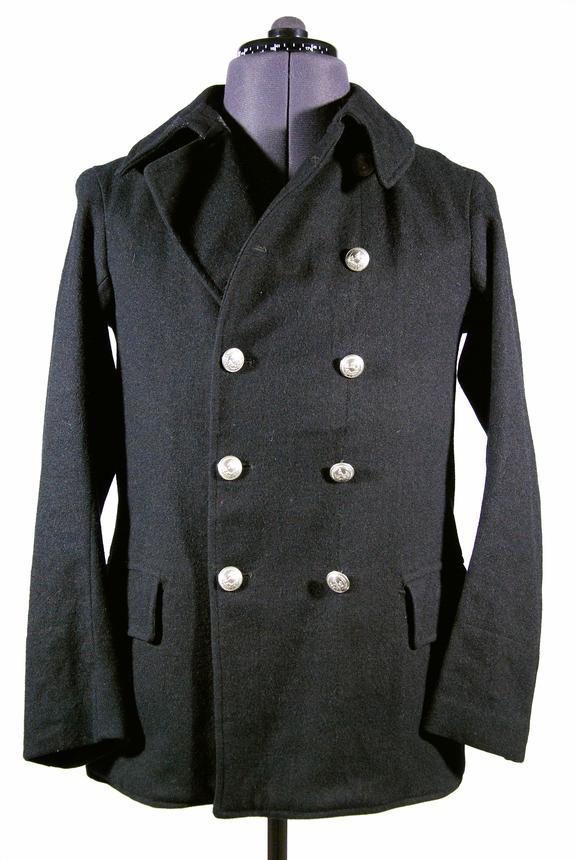 London Midland & Scottish Railway carter's jacket