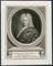 Edmund Halley (1656-1742). Portrait, engraving. / Vertue George (1684-1756). 'EDMUNDUS HALLEIUS R.S.S. Astronomus