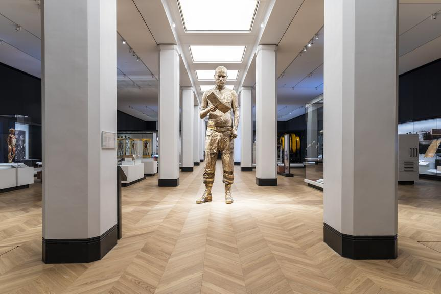 Gallery views of the new Medicine Galleries - G1 Medicine & Bodies. The galleries opened November 2019.