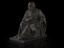 Bronze statue of Jospeh Lister, Europe, 1870-1930
