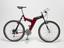 Arrow Spyce, adult size, unisex,  cross country mountain bicycle, 1997. Right hand side view on white background.