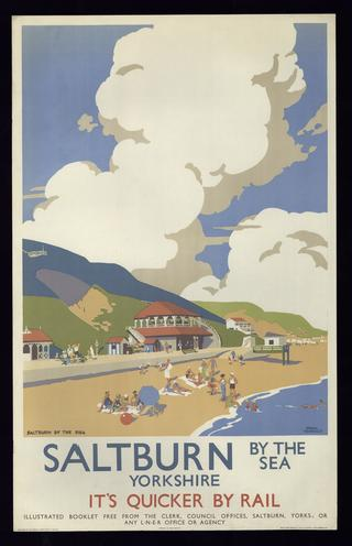 British Rail  Settle /& Carlisle Poster   1986