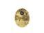 Oval verge watch c.1630