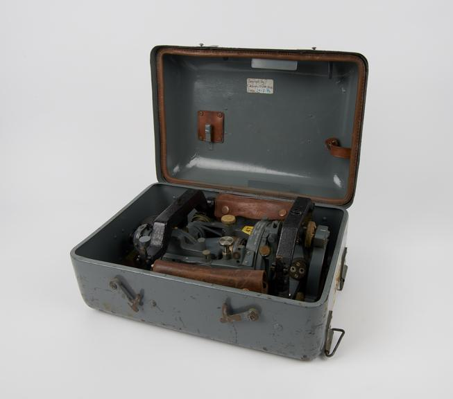 4 Tavistock theodolite no.41418, by Cooke, Throughton and Simms, in fitted box'